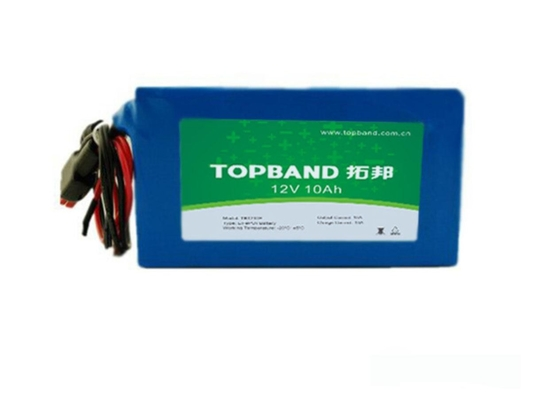 10Ah 12V  Lithium Ion Battery Prismatic , Lithium 12v Deep Cycle Battery