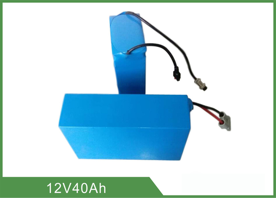 4.5KG Lithium Prismatic Battery , 12v 40ah Lifepo4 Battery Pack