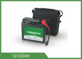 Topband Deep Cycle Lithium Battery 12V 20Ah over 2000cycles @ 100% DOD