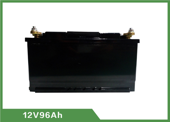 12V Deep Cycle Lithium Battery 96Ah Bluetooth Connection With Built - In Heater